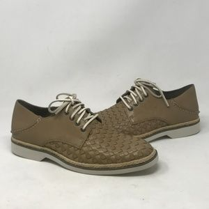 Sperry Boat Ox Woven Leather 0286799 (b11)